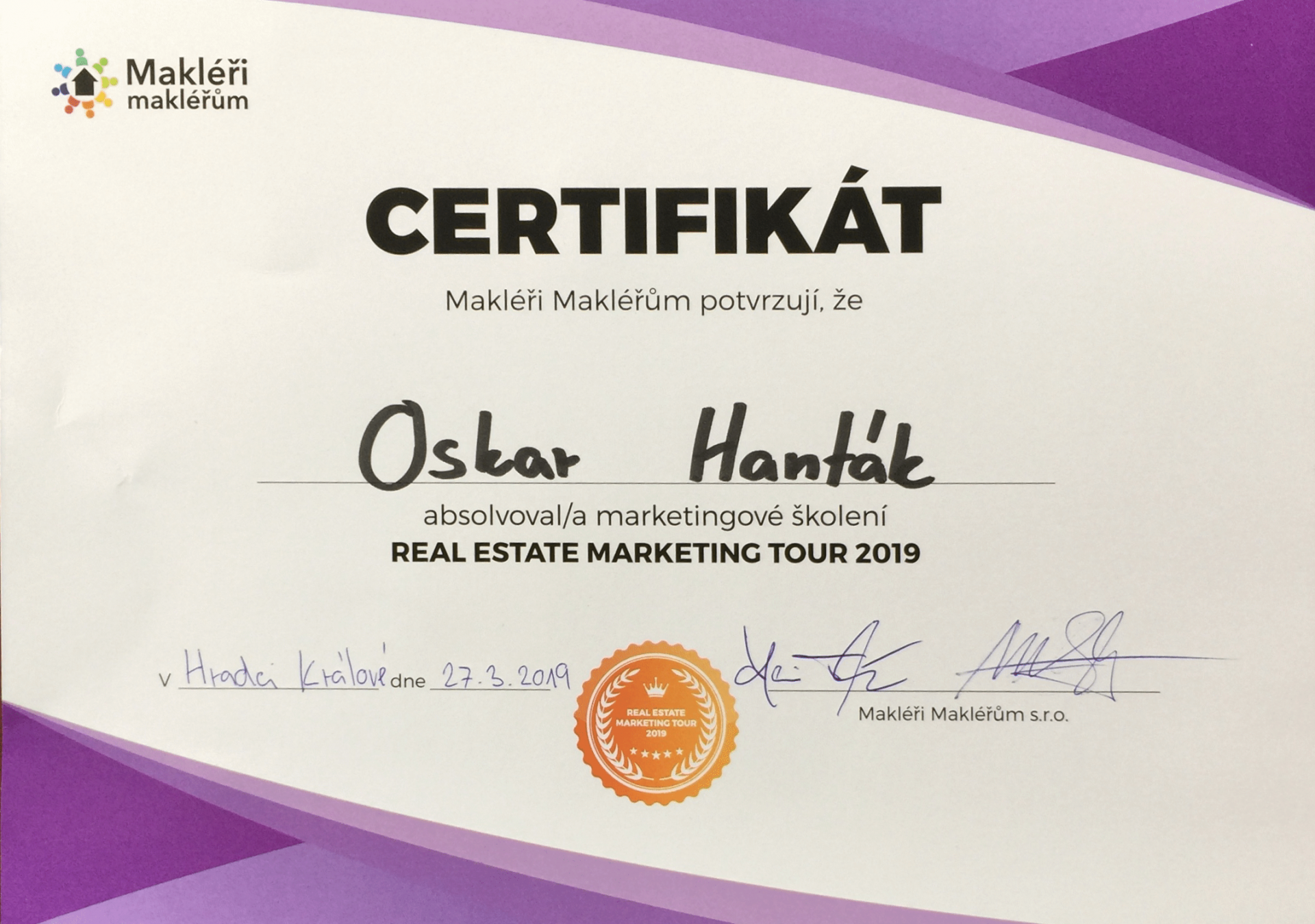 real_estate_marketing_tour_2019_Hradec_Kralove