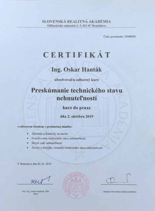 uzemne_a_stavebne_konanie_certifikat_oskar_hantak